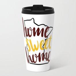 Home Sweet Home Minnesota Travel Mug