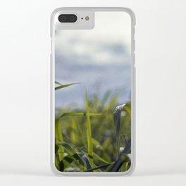Grass Clear iPhone Case