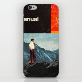 The Manual iPhone Skin