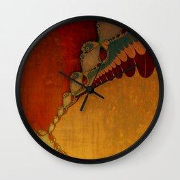 Southwestern Sunset 2 Wall Clock