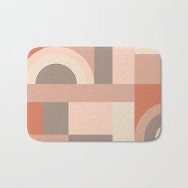 Softy Blocks #society6 #pattern Bath Mat