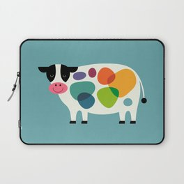 Awesome Cow Laptop Sleeve