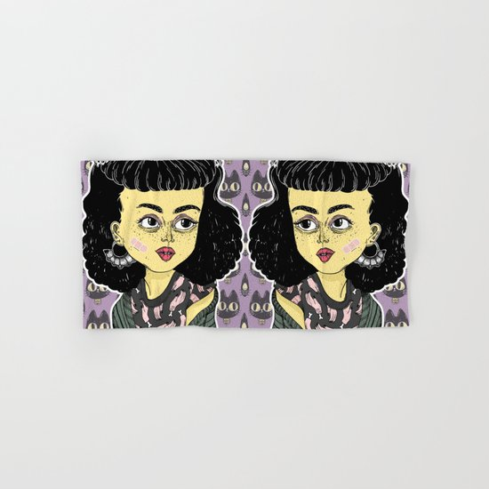 BETTIE Hand & Bath Towel