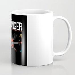 Choir Singer Lover Gift Idea Design Motif Coffee Mug