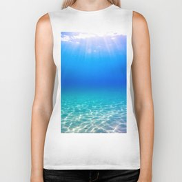 One Deep Breath Biker Tank