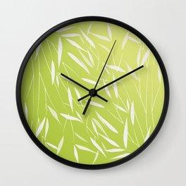 Melon vibe Wall Clock