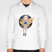artrave Hoodies featuring artRAVE - ARTPOP by Aldo Monster