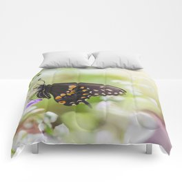 Butterfly Moments Comforters