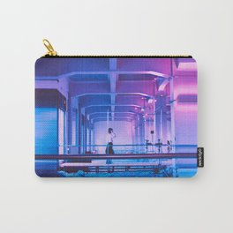 Glitchy Dreams Of You Carry-All Pouch