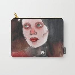 A Touch of Red (study) Carry-All Pouch