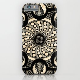 vólkoshan gallery mandala iPhone Case