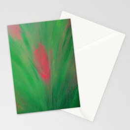 Faded Flowers Stationery Cards