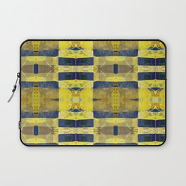 first sunrays_pattern_no2 Laptop Sleeve