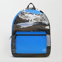Glacier Walk and the Icelandic Troll Backpack