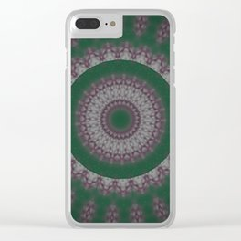 Some Other Mandala 359 Clear iPhone Case