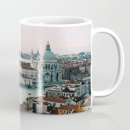 December Sunset, Venice Coffee Mug