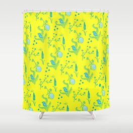 Design Based in Reality Shower Curtain