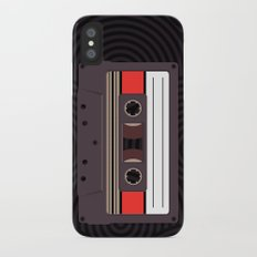 Compact Cassette iPhone X Slim Case