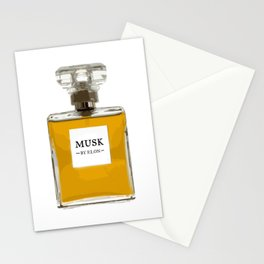 Musk By Elon Stationery Cards