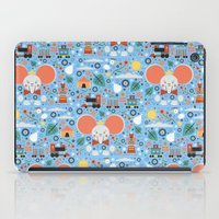 dumbo iPad Cases featuring Dumbo by Carly Watts