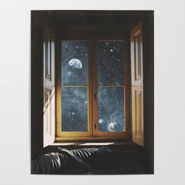 WINDOW TO THE UNIVERSE Poster
