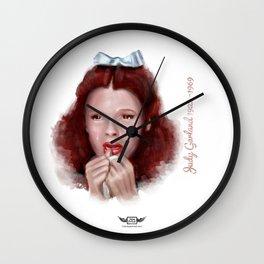 Judy Garland Wall Clock