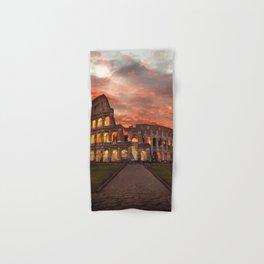 Colosseum - Rome  Hand & Bath Towel
