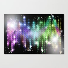 Pulse 2.0 - Original Tone Canvas Print