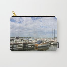 Moored Boats Carry-All Pouch
