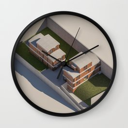 Maison Jaoul Wall Clock