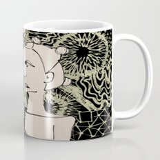Cafe Drawing Mug