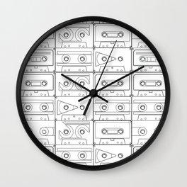Cassette Wall Clock