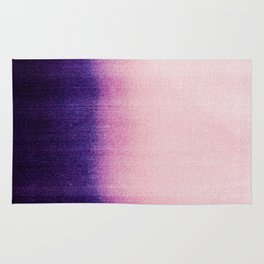 BLUR / abyss Rug