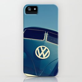 VW Throwback iPhone Case