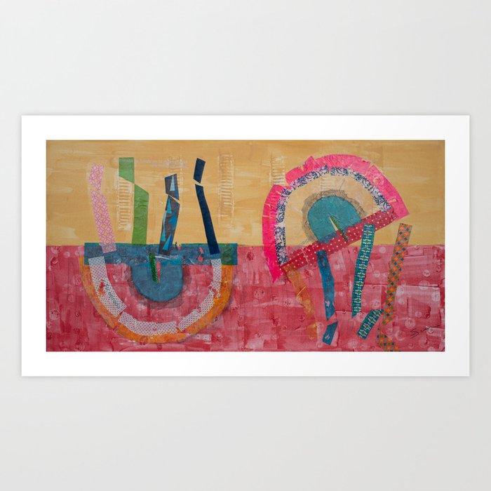 Humanitas 2 Art Print
