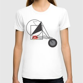 Minimal forms T-shirt