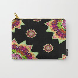 Boho Garden Carry-All Pouch