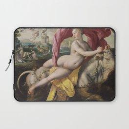 Martin de Vos - The Rape of Europa Laptop Sleeve