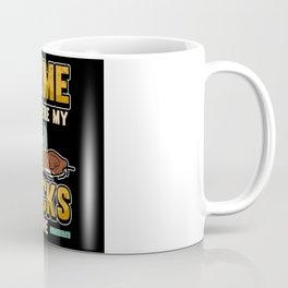 Funny Home Is Where My Ducks Are Gift Coffee Mug