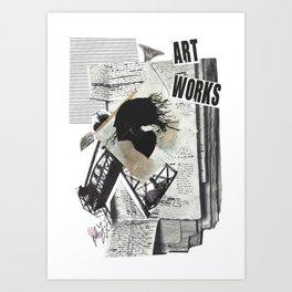 Artworks Art Print