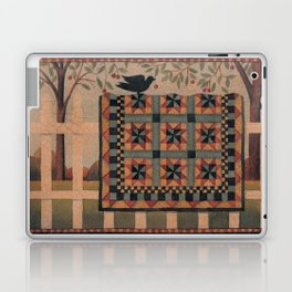 Cherries and Pinwheels Laptop & iPad Skin