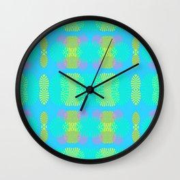 Destellos de luz Wall Clock