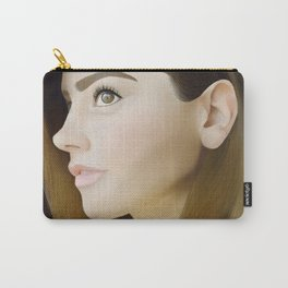 Jenna Coleman Carry-All Pouch