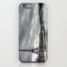 The Eiffel Tower and the Seine - Paris cityscape - hdr Slim Case iPhone 6s