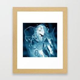 1920 Ghost Rider Framed Art Print