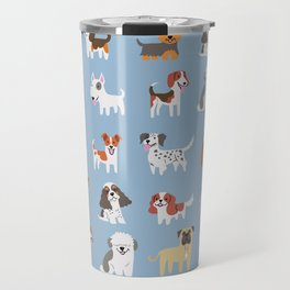 ENGLISH DOGS Travel Mug