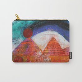 Summit Mountain Rainbow Carry-All Pouch