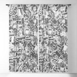 Shutterbug Sheer Curtain