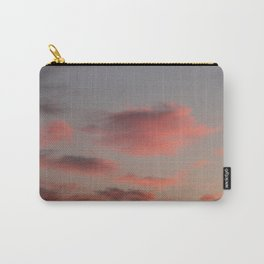Pretty in Pink - Irish Midsummer Evening V Carry-All Pouch