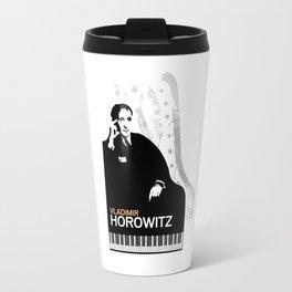 Vladimir Horowitz Travel Mug